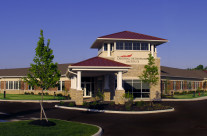 Exterior Medical Office Building Cardinal Ortho
