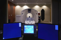 CT scanning control room St. Mary's medical center Ironton Oh.