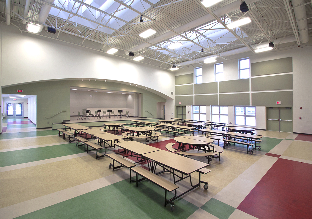 elementary school cafeteria. Kae Elementary School Cafeteria. The View Illustrates Leeds Objective Of Adjustable Sky Lights. Cafeteria