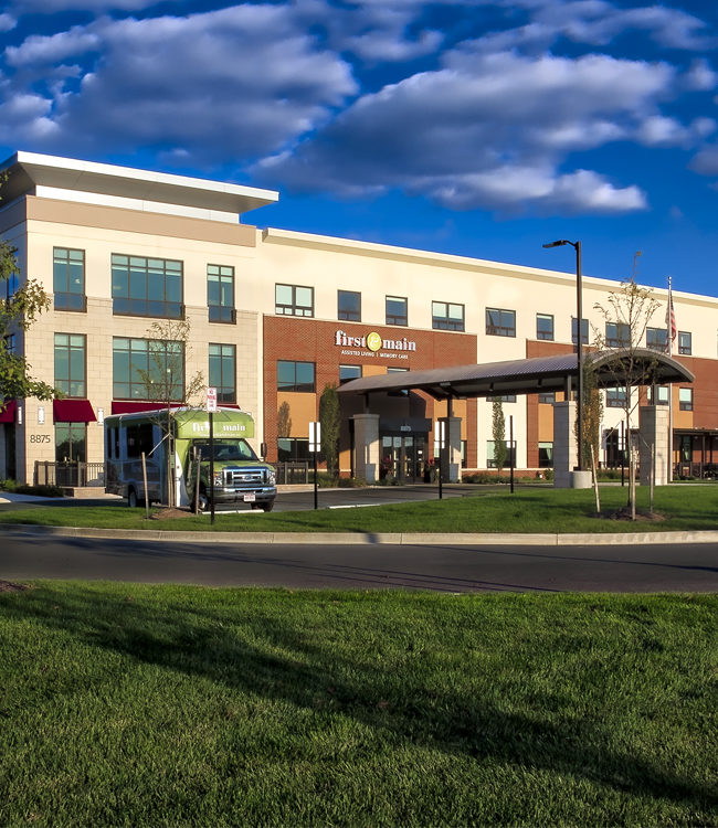 Lewis Center, Ohio is home to a new facility for assisted living with attention to those suffering from memory loss.